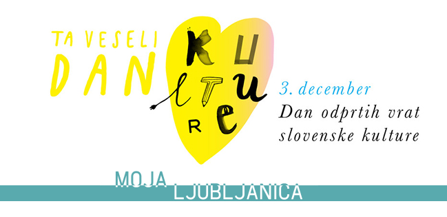 (SLO) Ta veseli dan kulture na razstavi Moja Ljubljanica (PRESS)
